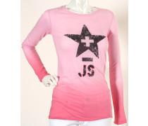 Damen Longsleeve RAFFY pink