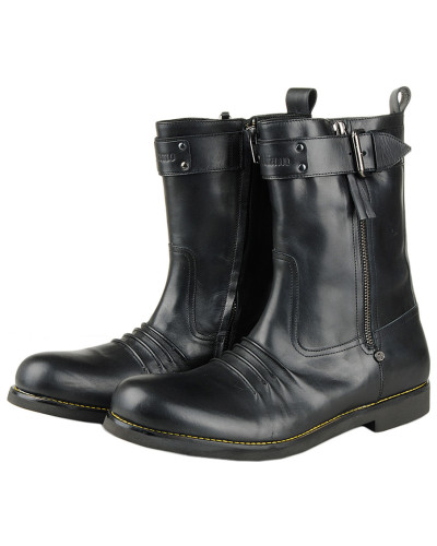 Galliano Boots CALF schwarz