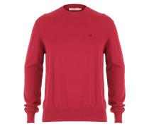 Herren Pullover rot