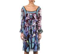 Soleil Damen Tüllkleid BLUETTE multicolour