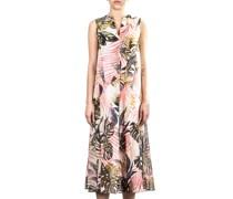 Kleid A-Form multicolour