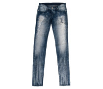Jeans CRAZY BITCH IN INDUCE blau Gr. 25