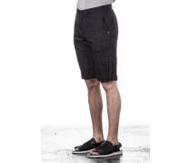 Herren Shorts Crashed Look navy