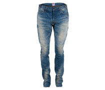 JAPAN The Original Jeans FURY smokey medium blue