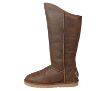 Collective Stiefel COSY EXTRA TALL chestnut