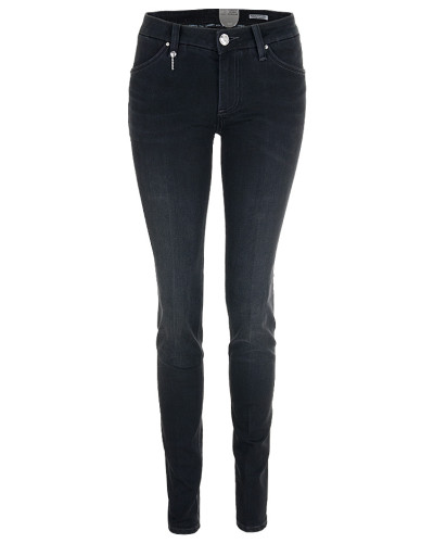 Jeans Silverlabel DIAMANTE DS schwarz