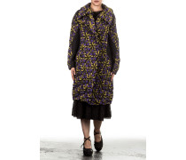Damen Mantel Avantgarde mehrfarbig