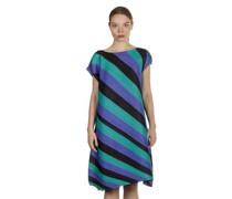 Plissé Avantgarde Kleid multicolour