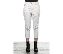 Dip Damen Sarouelhose off white