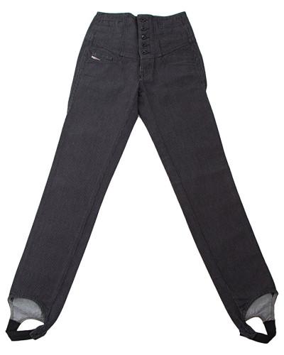 Damen Jeans SQUEAZE blau