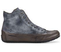 Candice Cooper Hightop Sneaker PLUS ZIP - dunkelgrau/dunkelbraun