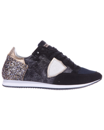 philippe model damen philippe model sneaker tropez mehrfarbig 23 reduziert. Black Bedroom Furniture Sets. Home Design Ideas