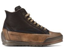 Candice Cooper Sneaker-Boots PLUS MONT - braun