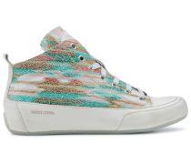 Candice Cooper Sneaker in gebrochener Optik - mehrfarbig
