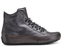 Candice Cooper Hightop Sneaker PLUS STRING - anthrazit