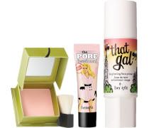 Teint Primer Pinks Charming - That Gal Set 2019 The POREfessional Pearl 22 ml + Dandelion Twinkle Highlighter Full 3 g Watt's Up! 9;4