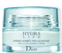 Feuchtigkeitspflege Hydra Life Crème-Sorbet Yeux