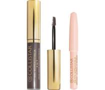 Perfect Eyebrows Kit Eyebrow Gel 3 in 1 Nr. 2 Asia Brown + Brightening Pencil