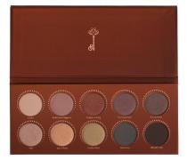 Make-up Augen Eyeshadow Palette Rose Golden