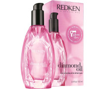 Damen Diamond Oil Glow Dry Oil