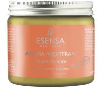 Body Essence - Entspannender Massage & Körperbalsam Balsam Aroma Mediterranean