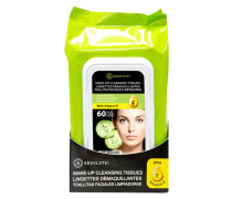 Gesichtspflege Make-up Cleansing Tissues Cucumber