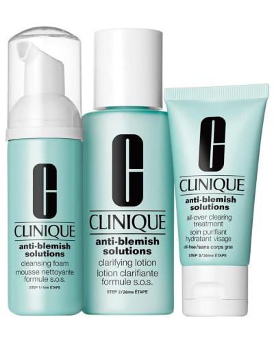 Pflege Gegen unreine Haut Anti-Blemish Solutions 3-Step Set Geschenkset