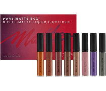 Lippenstift Pure Matte Box 8 x Lips: About Turn 6 ml + Courtesy Call Seeing Hearts Wicker Wings Calm Void Dare To Dream Lost Muse Life Potion