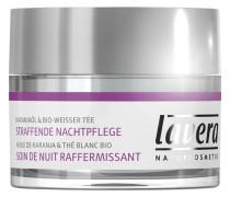 Gesichtspflege Faces Karanjaöl & Weisser Bio-Tee Straffende Nachtpflege