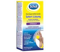 Fußpflege Hornhautentfernung Hornhaut entfernende Sofort-Lösung