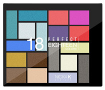 Make-up Augen Perfect Eighteen Colors