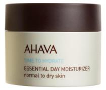 Gesichtspflege Time To Hydrate Essential Day Moisturizer normale / trockene haut