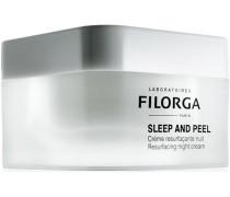 Gesichtspflege Sleep & Peel Hauterneuernde Nachtpflege