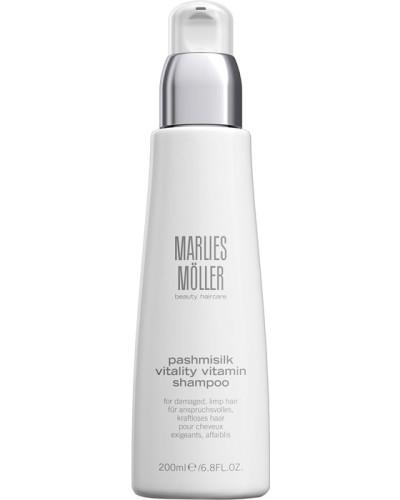 Haircare Pashmisilk Vitality Vitamin Shampoo
