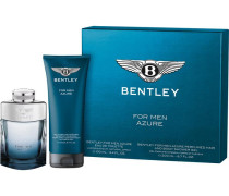 Herrendüfte Men Azure Geschenkset Eau de Toilette Spray 100 ml + Hair & Body Shampoo 200 ml