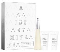 Damendüfte L'Eau d'Issey Geschenkset Eau de Toilette Spray 50 ml + Body Lotion 50 ml + Shower Cream 50 ml