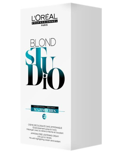 Haarfarben & Tönungen Blond Studio Majimeches Sachet