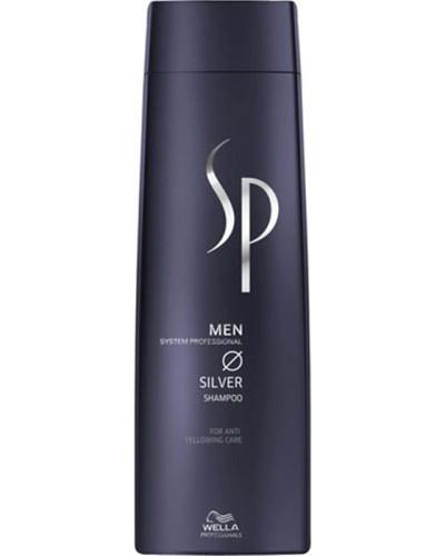 SP Men Shampoo Silver
