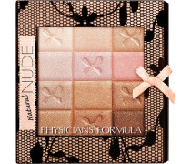 Shimmer Stripes All-in-1 Nude Palette For Face & Eyes