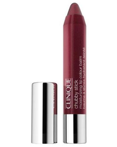 Make-up Lippen Chubby Stick Moisturizing Lip Colour Balm Nr. 07 Super Strawberry