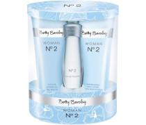 Damendüfte Woman 2 Geschenkset Eau de Toilette Spray 15 ml + Shower Gel 100 ml + Body Lotion 100 ml