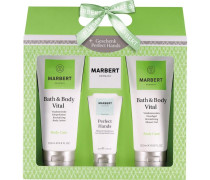 Bath & Body Geschenkset Vital Shower Gel 200 ml + Vital Body Lotion 200 ml + Perfect Hands 50 ml