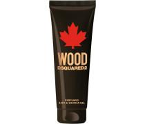 Wood Pour Homme Shower Gel