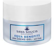 Pflege Aqua Benefits 24h Creme-Gel
