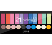 Make-up Augen Perfect Twenty-One Colors