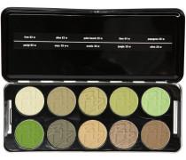 Make-up Augen Shadow Profi Set - Hopeful Enthält folgende Lidschattenfarben 26w; 28w; 29w; 30w; 35w-c 56w; 62w; 63w; 64w; 65w