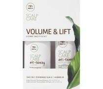 Aktionsartikel Sets Volume & Lift Cleanse And Style Kit Anti-Thinning Root Lift Foam 200 ml + Anti-Thinning Shampoo 300 ml