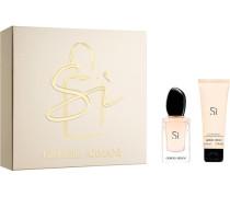 Damendüfte Si Geschenkset Eau de Parfum Spray 30 ml + Body Lotion 75 ml
