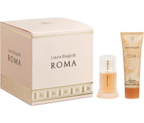Damendüfte Roma Geschenkset Eau de Toilette Spray 25 ml + Body Lotion 50 ml
