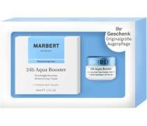 Pflege 24h AquaBooster Geschenkset Eye Contour Cream-Gel 15 ml + Moisturizing Cream 50 ml